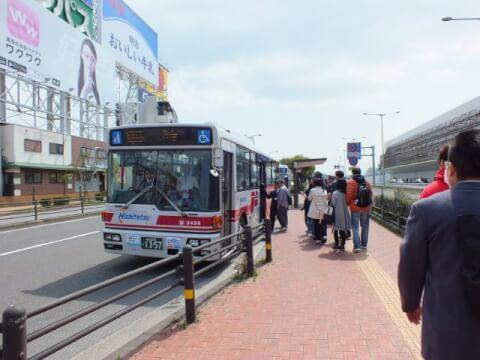 アビスパ福岡 西鉄バス