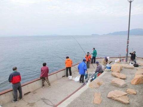専用釣り場