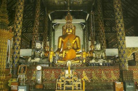 スワンドーク タイ チェンマイ
