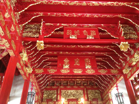 中華風建築
