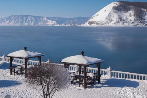 バイカル湖 観光 ロシア Oзеро Байкал