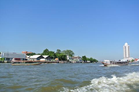 バンコク 観光 海