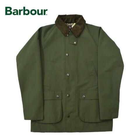 バブアーのおすすめジャケット