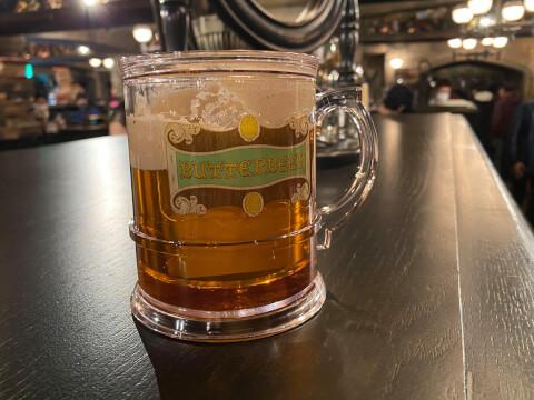 バタービールマグカップ
