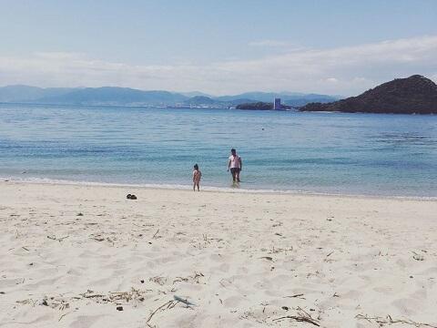 ベイサイドビーチ坂