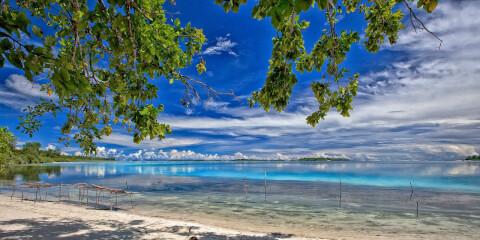 ビーチ インドネシア