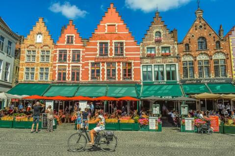 belgium ベルギー 観光