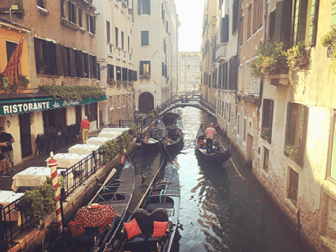 ベネチア 観光 ヨーロッパ