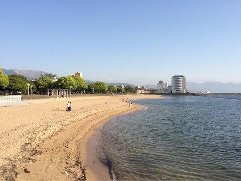 的ヶ浜公園