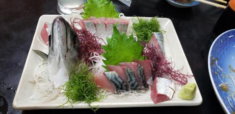 関サバ 海鮮いづつ