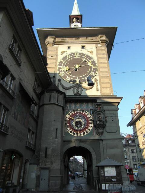 ベルン時計塔