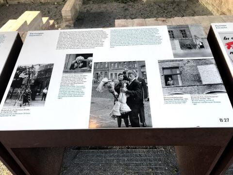 ベルリンの壁記念館