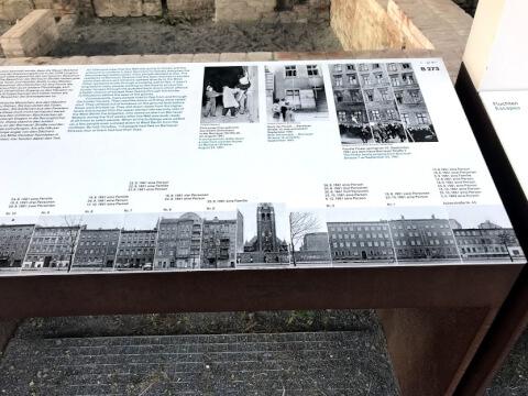 ベルリンの壁の塔
