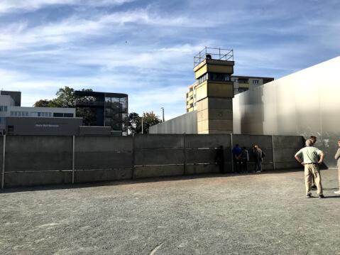 ベルリンの壁 監視塔