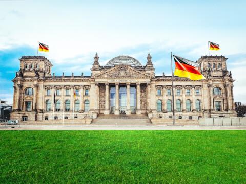 ベルリン連邦議会
