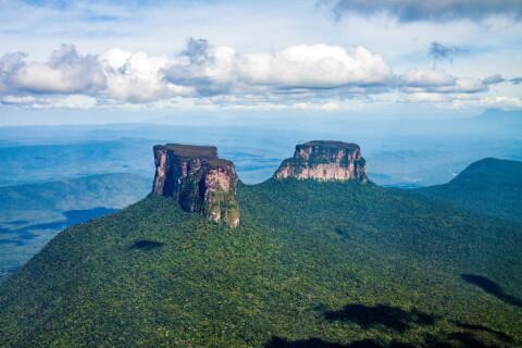 ギアナ高地 ベネズエラ
