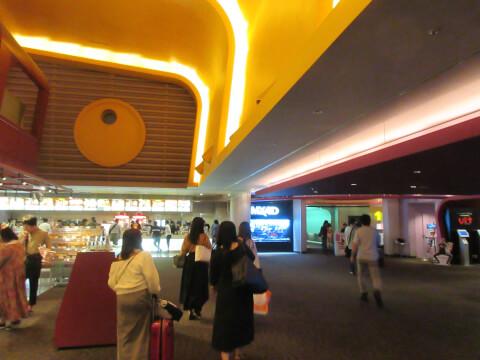 ビナウォーク 映画館