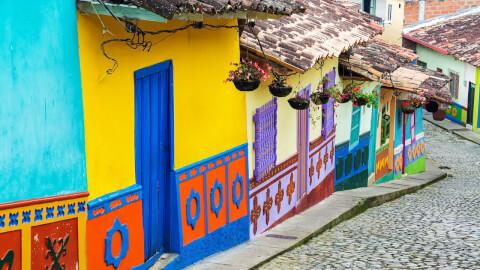 ボゴタ コロンビア