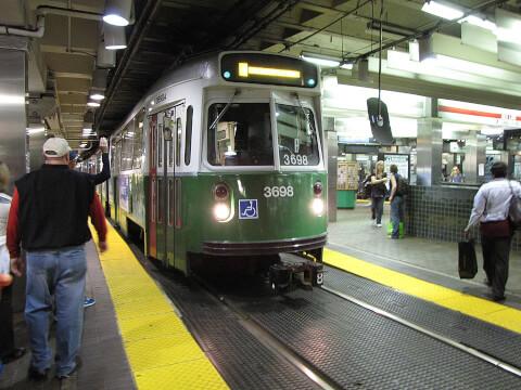 ボストン地下鉄