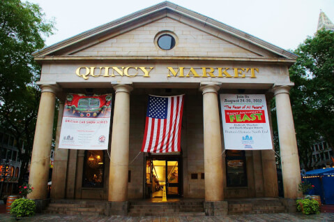 ボストン クインシーマーケット