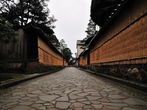 nagamachibukeyashikiato