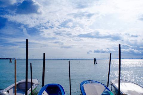 ブラーノ島 海