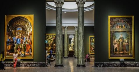 ブレラ絵画館