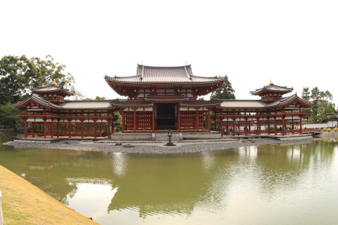 Byodo-in's Phoenix Hall