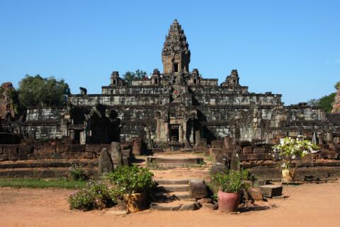 カンボジア旅行におすすめのロリュオス遺跡群