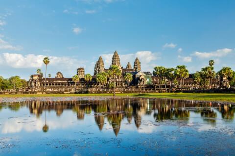 カンボジアのおすすめ観光地