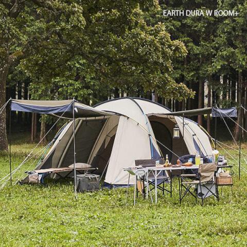 アウトドア 初心者 キャンプ テント おすすめ