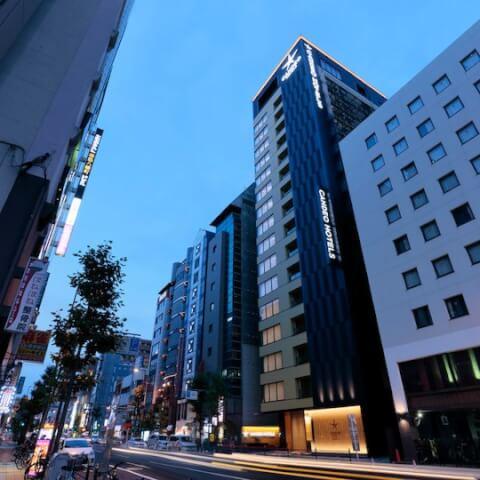 ガンデオホテルズ大阪なんば