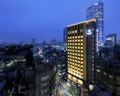 カンデオホテルズ東京六本木