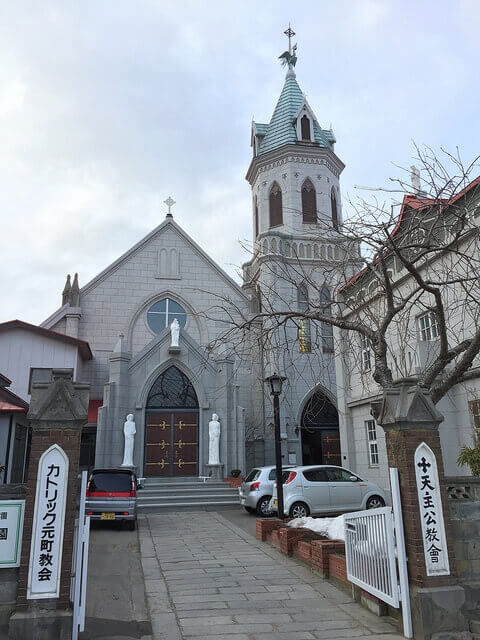 Catholic-Motomachi