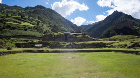 ペルー おすすめ 観光地 chavin チャビン遺跡