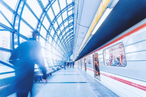 プラハ地下鉄