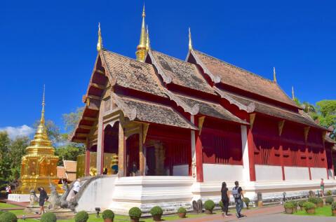 チェンマイ タイ 観光