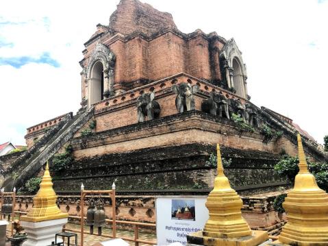 ワット・チェディ・ルアン(Wat Chedi Luang)