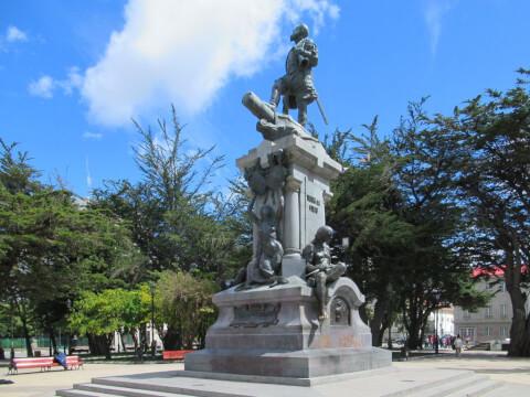 santiago チリ アルマス広場