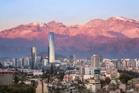 チリのおすすめ観光スポット、スカイコスタネラ