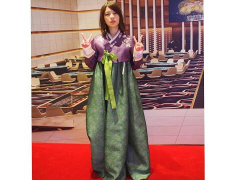 チマチョゴリ 韓国民族衣装
