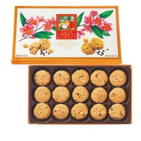 マカダミアナッツ&チョコチップクッキー