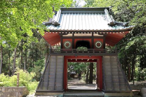 新田荘遺跡 長楽寺
