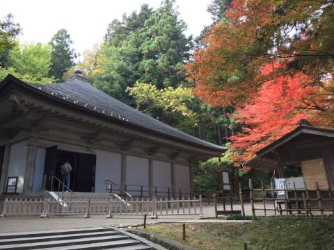 chusonji 中尊寺金色堂