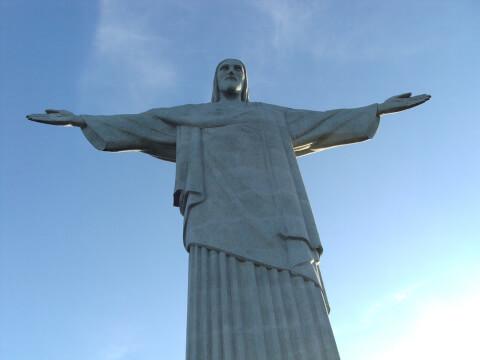colcovado リオデジャネイロ コルコバードの丘 Morro do Corcovado