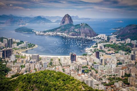 colcovado colcovado リオデジャネイロ コルコバードの丘 Morro do Corcovado 眺望