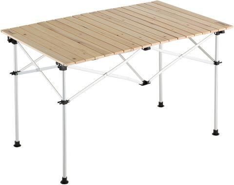 コールマン おすすめ 定番 ウッドテーブル
