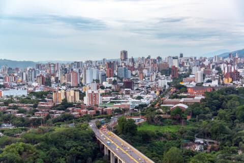 ブカラマンガ コロンビア
