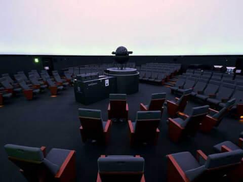 コスモプラネタリウム渋谷-座席