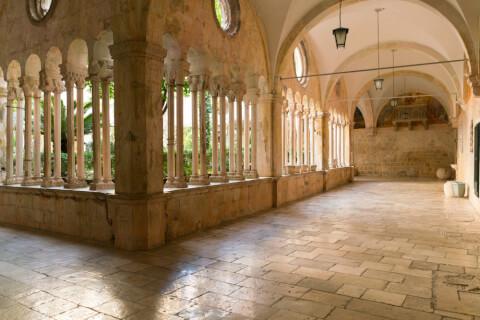 franciscan クロアチア ドブロブニク フランシスコ会修道院